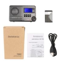 tr601 radio package includes