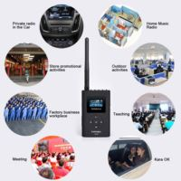 fm transmitter applications
