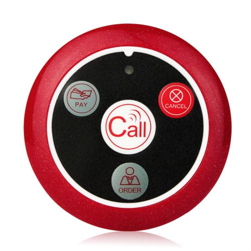 Retekess T117 Wireless Call Button for Restaurant Healthcare Hospital