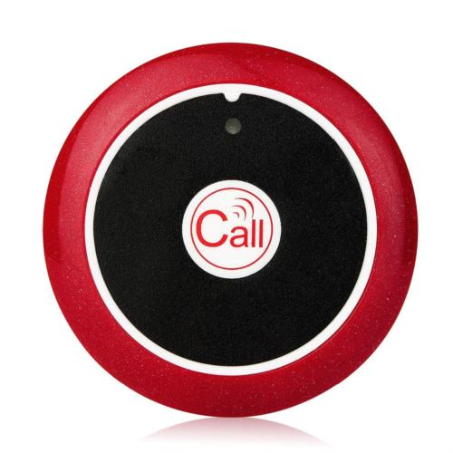 Retekess TD007 Wireless Call Button One-key Call Pager for Calling System