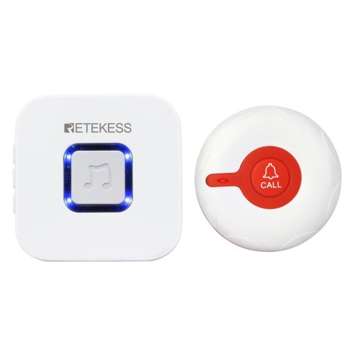 Retekess TH102 Wireless Pager System for Elderly Call Button