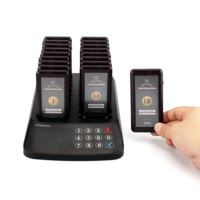 guest pager system for restaurant