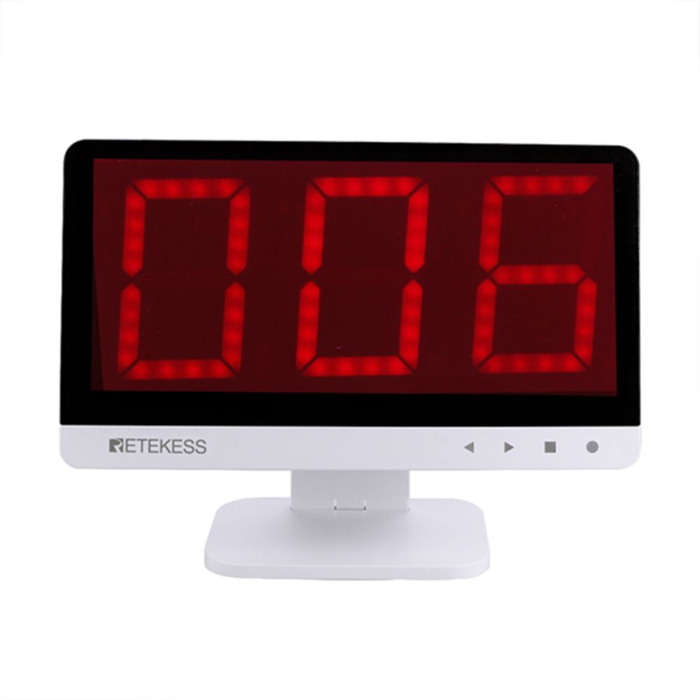 Retekess TM101 Game Answer Buzzer Alarm for Party Contest DJ