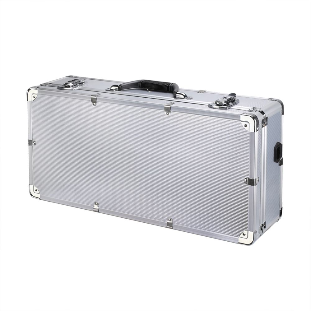 Retekess TT006 Portable 64 Slot Charge Case Storage Box for T130 TT106 Silver