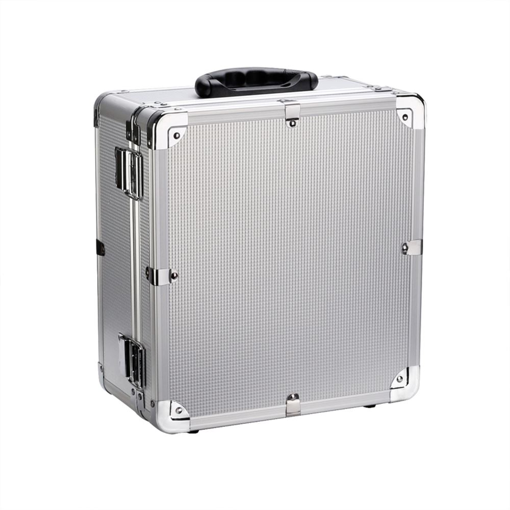 Retekess TT005 Portable 32 Slot Charge Case Storage Box for TT106  Silver
