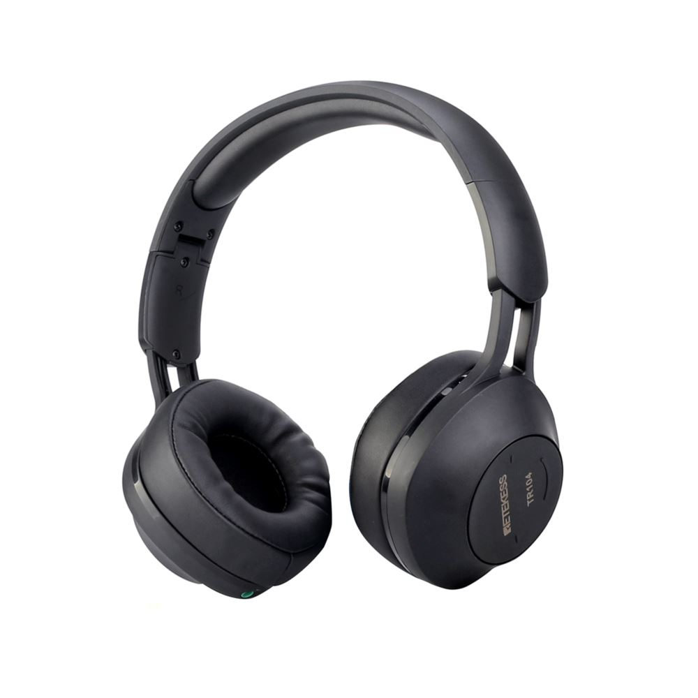Retekess TR104 FM Radio Headphone for Meeting Education