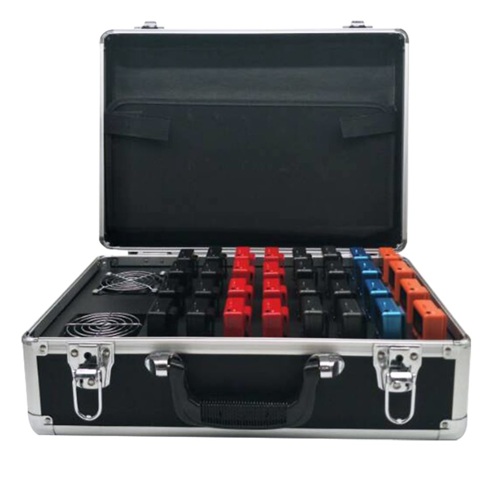 Retekess TT105 Wireless Tour Guide System Charge Case 32 Slot
