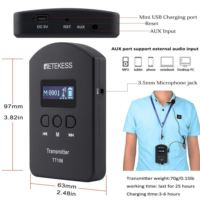 transmiter wireless guide system