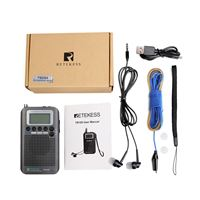 tr105 am fm radio package and accessories