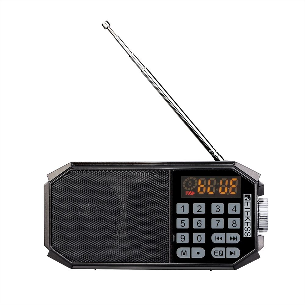 Retekess TR610 FM Radio with Bluetooth V4.2 Speaker