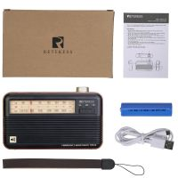 TR614 radio package includes