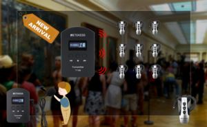 New Arrival Retekess TT106 Tour Guide System with Simple Earhook Receiver doloremque