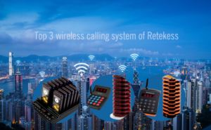 Top 3 Wireless Calling System of Retekess doloremque