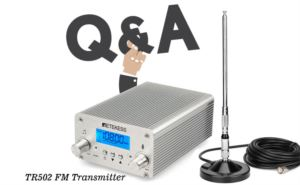 Frequently Asked Questions on Retekess TR502 FM Transmitter doloremque