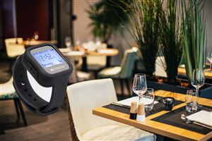 New Arrival Retekess TD106 wireless watch receiver for restaurant doloremque