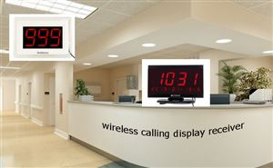 Choose correct wireless calling display receiver for your work doloremque