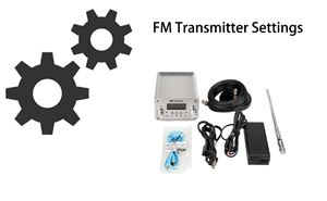 How to set TR502 FM transmitter? doloremque