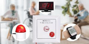 Where and How to use the TH103 security alarm system with light and sound? doloremque