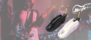 Digital Transmitter 5.8G Wireless Guitar System for Outdoor Concert doloremque