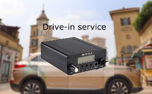Best FM transmitter For Drive-in Service  doloremque