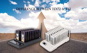 What is the difference between TD172 and T112 restaurant pager system? doloremque
