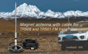 Do you need the outside antenna for your TR501 & TR508 FM transmitter?  doloremque