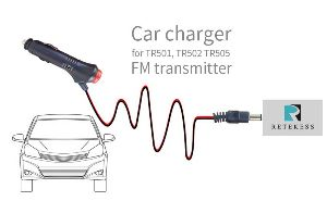 Do you want to use the FM broadcast transmitter with your car?  doloremque