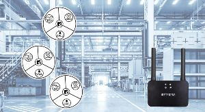 Solution -Wireless Calling System for Factory Warehouse doloremque