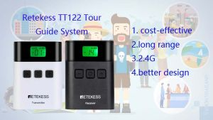 The most cost-effective 2.4G tour guide system? doloremque
