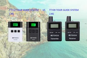 What is the difference between the TT122 with other 2.4G system? doloremque