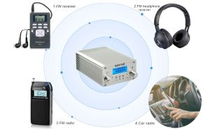 What device do you need to receive signal from FM transmitter? doloremque