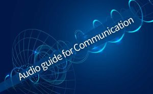 Use audio equipment for safe and reliable communication doloremque