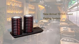 New Arrival of Retekess TD163 Guest Paging System doloremque