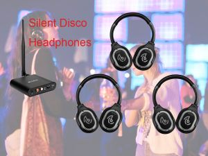 New Arrival of Silent Disco headphones doloremque