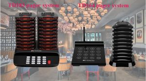 The difference between TD164 and TD183 restaurant pager system doloremque