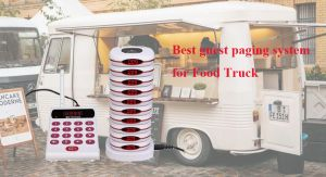 How Retekess How Retekess Guest Paging System help your Food Truck business? doloremque