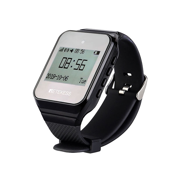 TD108 wireless calling system watch receiver.jpg